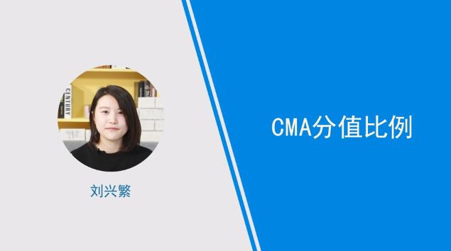 [视频]cma考试分值比例介绍